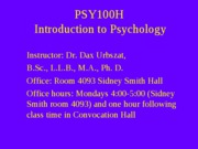 PSY100S_intro_lecture2010