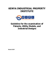 guidelines to patenting