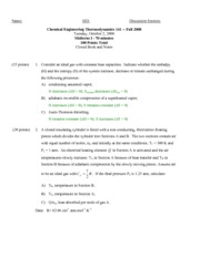 Midterm Exam Solutions 3