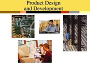 Chp6 Product Design Development
