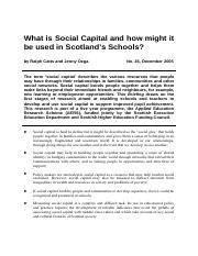 What is Social Capital and how might it be used.pdf
