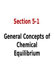 section05-1 general-concepts-of-chemical-equilibrium(1)