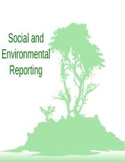 Soc and Env reporting(Week9).ppt