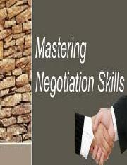 masteringnegotiationskills