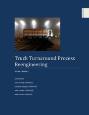 Group4_Truck_Turnaround_Process_Reengineering