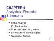 FINC 3310 Chapter 04 POWERPOINT