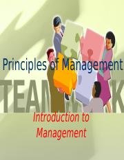 lecture 1 Intro & Functions of Management.ppt