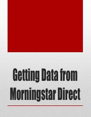 Getting Data from Morningstar Direct.pdf