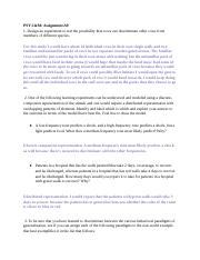 PSY L&M_ Assignment A9 .docx