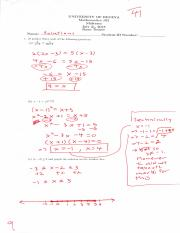 Math 102 Solutions-2