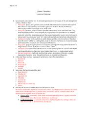 Chapter 9 Questions Anatomy Physiology.docx
