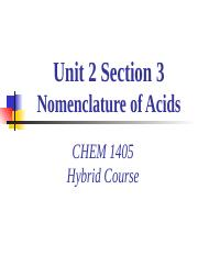 Unit 2- Section 3-Nomenclature of Acids.pptx