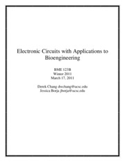 Electronic Circuits with Applications to Bioengineering.pdf