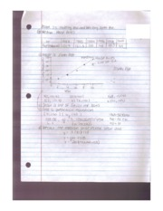 Algebra 1- Chapter 2.5 Notes