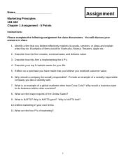 Marketing Principles Chapter 1 Assignment(2).docx