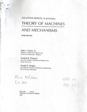 46040807-Theory-of-Machines-and-Mechanisms-3rd-Ed-Solutions-Ch-1-4