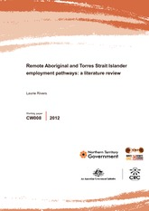 15Remote Aboriginal and Torres Strait Islander