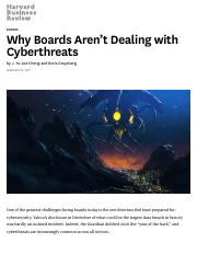 Why Boards Aren't Dealing with Cyberthreats.pdf