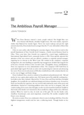 Ambitious-payroll-manager