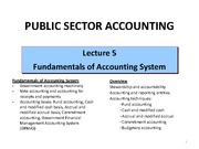 3229_Lecture 5 - Fundamentals of Accounting System