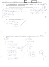 Calculus Quiz 2
