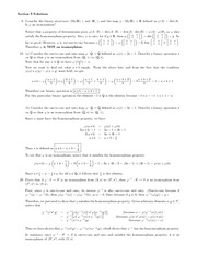 Homework L Solutions on Algebraic Structures and Functions