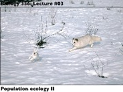 Biology 356 Winter 2013 Lecture 03