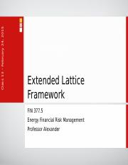 Lecture 10 - Extended Lattice Framework.ppt