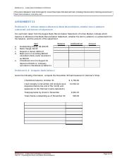Unit 21 Checking Accounts and Bank Reconciliations (Assignment - 4 pages) v1.docx
