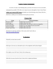 Career Center Assignment PSY 1100 2017.docx