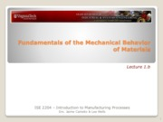 Lecture+1b+-+Mechanical+Behavior