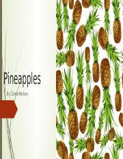 Pineapples.pptx