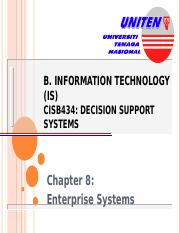 08EnterpriseSystemsNew-DSS.ppt