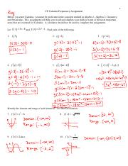 CP Calculus Summer Assignment 2017 - key.pdf