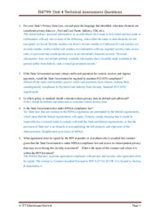 unit 7 technical assessment questions Selected informational text and novel will prepare students for the mid-unit assessment  big ideas and guiding questions are  grade 7: module 1: unit 2: overview.