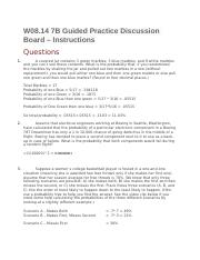 W08.14 7B Guided Practice Discussion Board.docx
