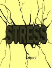 STUDENT CH 3 Stress.ppt
