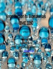 Biomaterials -Lecture 7 - Hydrogels.pptx