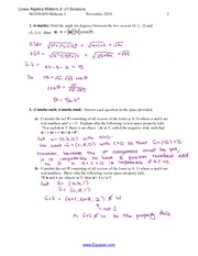 MATH 211 Midterm 2 Version 7 Solutions