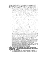 reaction paper exam 1