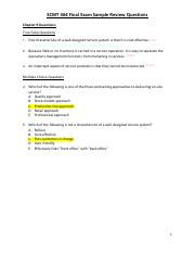 SCMT 364 Final Exam Sample Questionsw.answes.pdf