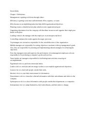 Definitions for Management .docx