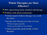 Lecture 39SV- Therapy