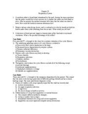 Chapter 23 Essay Homework