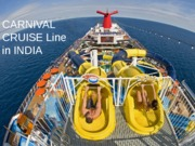 Introducing Carnival Cruise Line to India Presentation