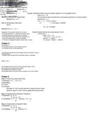 MATH 2300 - Ch 7-9 Cheat Sheet