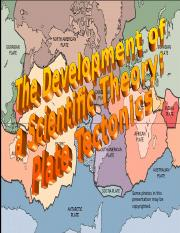 02a-Plate Tectonics Theory Development-F16(1).ppt
