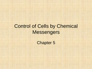 5 CH 05 chemical messengers