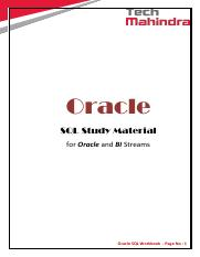SQL Study Material-Oracle Stream.pdf