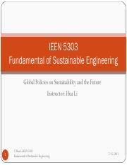 Global Policies on Sustainability and the Future.pdf